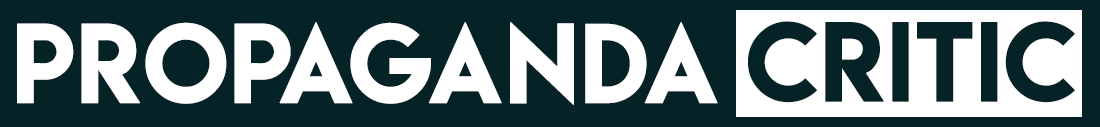 Propaganda Critic Header Banner